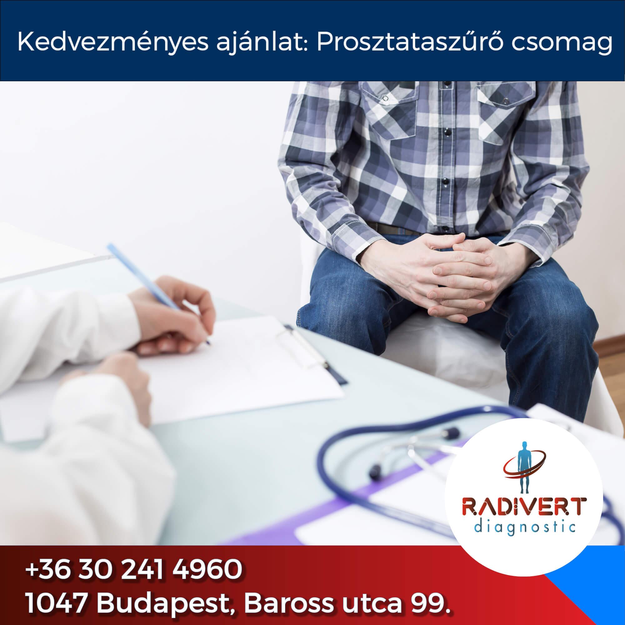 A férfiaknál általában 55 év felett kezdődik a prosztata megnagyobbodása, és sajnos a prosztata daganat előfordulása is drasztikusan megnövekszik.